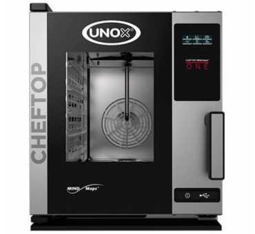 Support four mixte professionnel Unox 5 niveaux Gn 2/3 - ChefTop Compact Plus