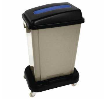 Socle pour poubelle de tri 56 L Jantex CK960