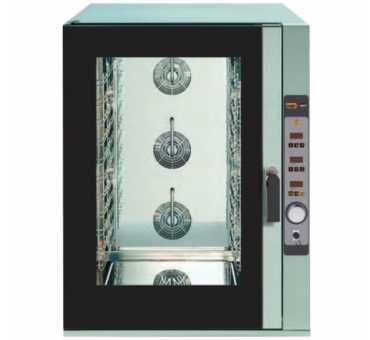 Four mixte professionnel électronique Fourinox 12 niveaux GC912DVE