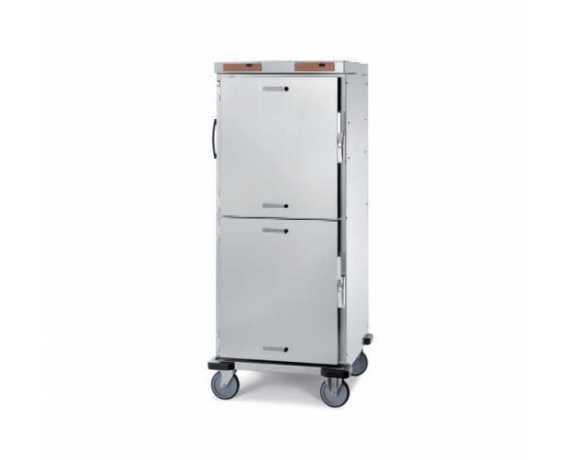 Chariot Chauffant Professionnel Pour La Distribution Des Repas