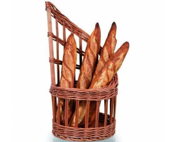 Matériel pour le stockage du pain en boulangerie