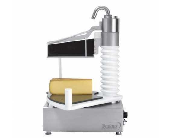 Râpe et Trancheuse à fromage pour Professionnels de la Restauration