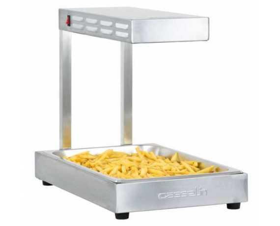 Chauffe Frites Professionnel Et Poste De Salage - Matériel Snacking
