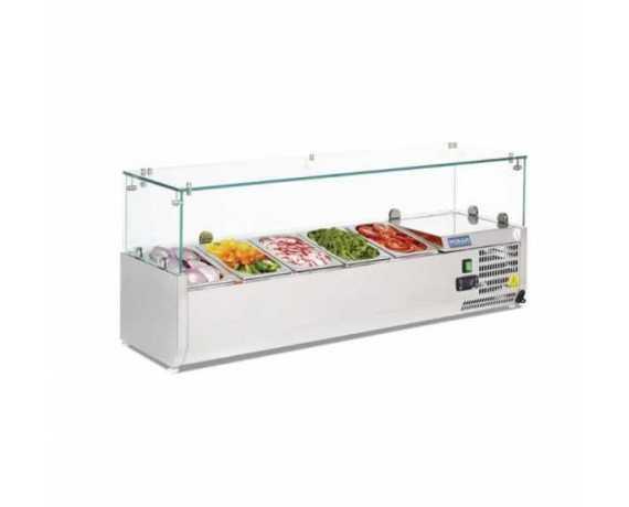 Saladette à Poser - Kit réfrigéré à poser pour ingrédients
