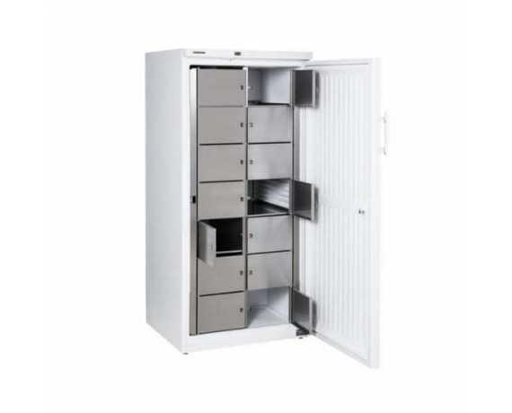 Armoire à Casiers Réfrigérée avec Cadenas - Stockage froid individuel