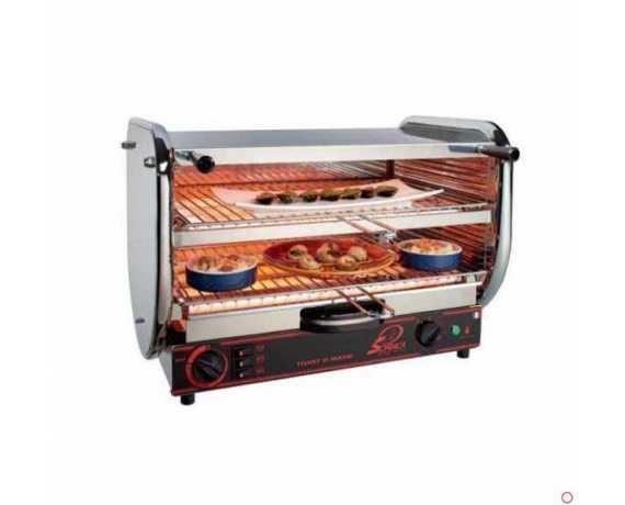 Toaster Professionnel 1 ou 2 niveaux pour Snack et Sandwicherie