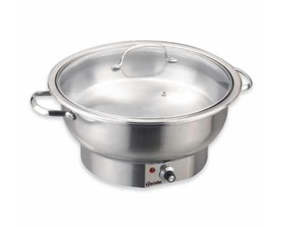 Chafing Dish Professionnel - Chauffe Plats Buffets