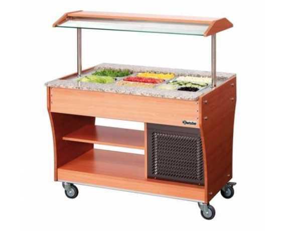 Buffet Réfrigéré pour Restaurants - Meuble Buffet Froid