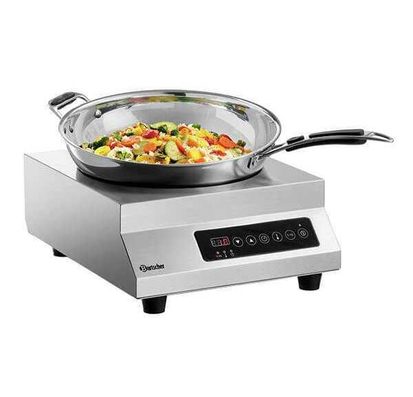 Réchaud à wok