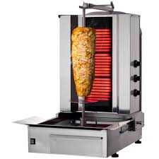 Grill kebab professionnel