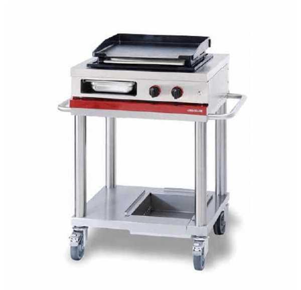 Plaque de cuisson mobile